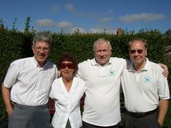 John, Pat, Tony & Norman