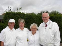 George, Diane, Doreen & Angus