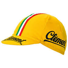 Clement vintage style cycling cap
