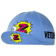 Z Vetements vintage style cycling cap