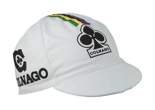 Colnago vintage style cycling cap