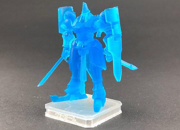 ヴァ・ガール(3Dプリンター製)