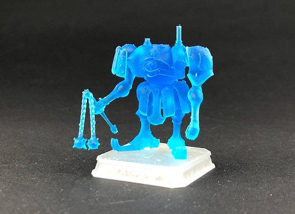 アズ・キュード(3Dプリンター製)