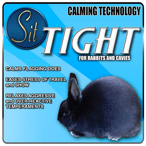 Sit Tight for Rabbits & Cavies