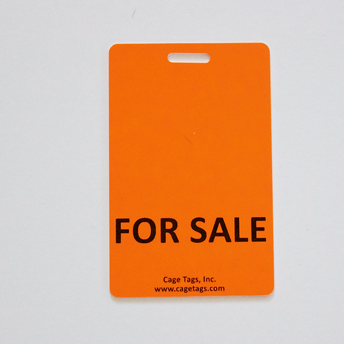For Sale Tags