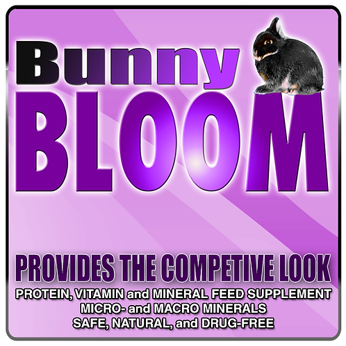 Bunny Bloom for Rabbits & Cavies
