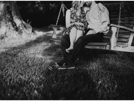 alicia and nick / easton, maryland