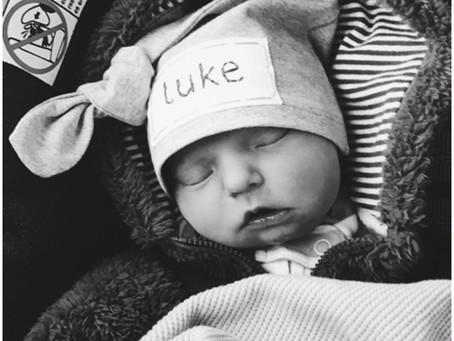 Luke's Birth Story