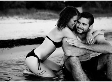 Mel & Logan / Assateague Beach Engagement Session