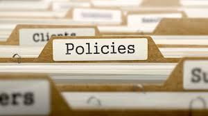 Policies vs Principles
