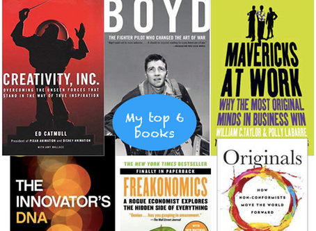 6 Best Innovative Leadership Books