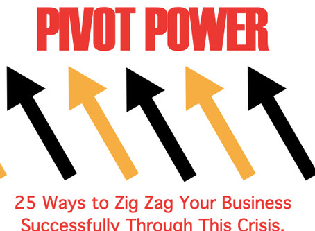 20 Powerful Ways of Pivoting a Business.