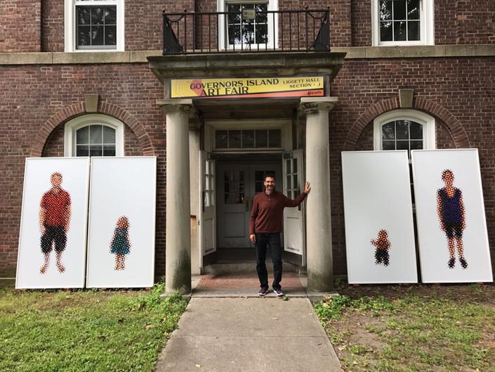 Final Weekend of Governors Island Art Fair