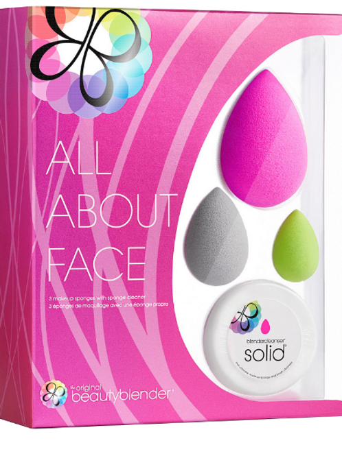 BEAUTY BLENDER ALL ABOUT FACE COLLECTION 美妝蛋套裝