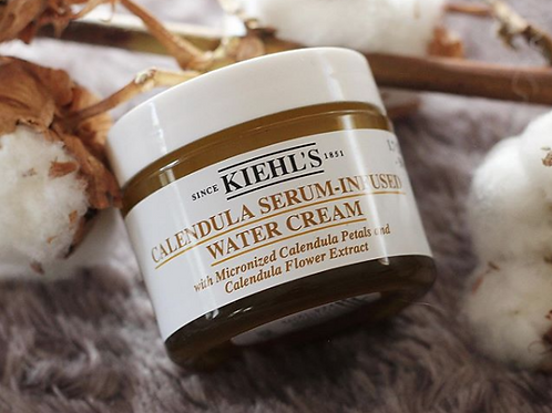 Kiehl's Calendula Serum-Infused Water Cream 科顏氏金盞花面霜