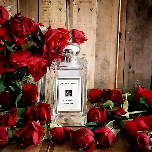 JO MALONE Red Roses Cologne紅玫瑰
