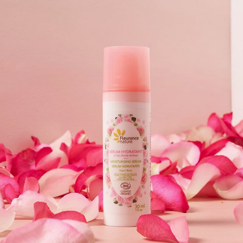 FLEURANCE NATURE Moisturizing Serum with Rose有機玫瑰舒敏保濕精華
