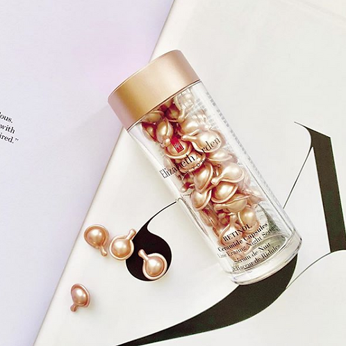 ELIZABETH ARDEN Advanced Ceramide Capsules Daily Youth Restoring Serum黃金導航膠囊