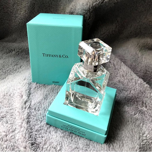 TIFFANY & CO Women SHEER