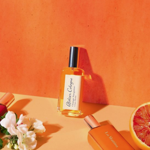 ATELIER COLOGNE Orange Sanguine赤霞橘光