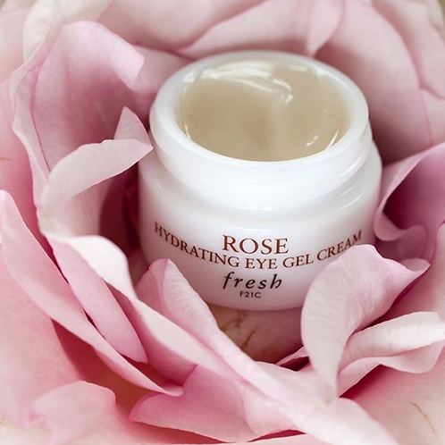 Fresh Rose Hydrating Eye Gel Cream玫瑰保濕水凝眼霜