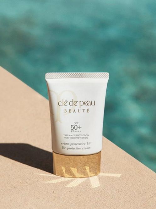 CLE DE PEAU UV PROTECTIVE CREAM 全效修護細胞防曬乳霜