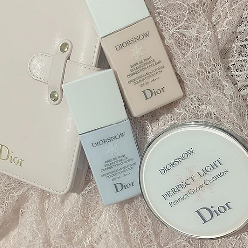DIOR DIORSNOW Reveal your true colour雪凝亮白調色底霜 spf 35 - pa+++