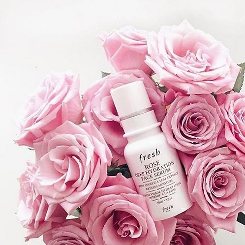 Fresh Rose Deep Hydration Face Serum 50ml  玫瑰深層保濕精華50ml