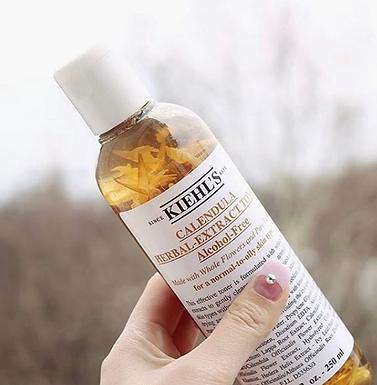 Kiehl's Calendula Herbal Extract Alcohol-Free Toner 科顏氏金盞花植物精華爽膚水