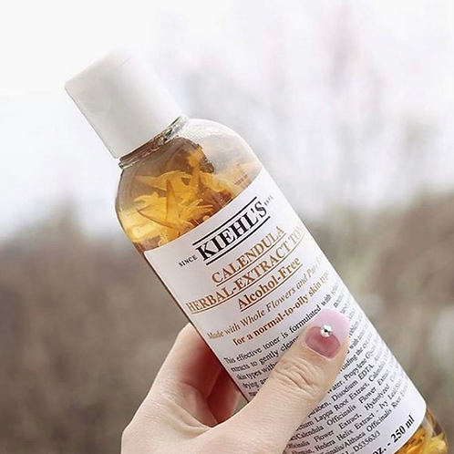 Kiehl's Calendula Herbal Extract Alcohol-Free Toner 科顏氏金盞花植物精華爽膚水