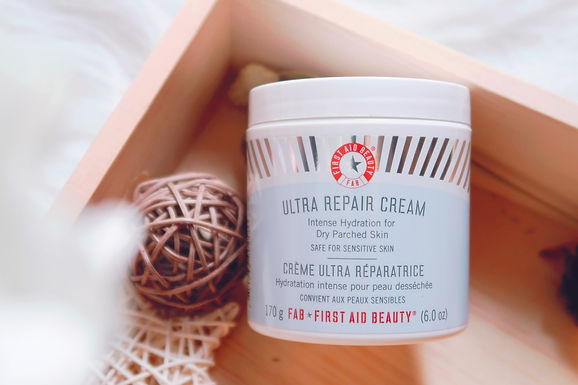 FAB強效保濕修復面霜 ULTRA REPAIR CREAM+柔膚提亮去角質潔膚片 FACIAL RADIANCE PADS