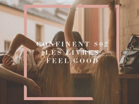 Confinement S02 - Des livres Feel Good