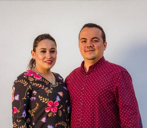 PASTORES SALOMON Y TANIA FERNANDEZ