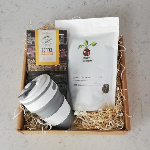 Coffee and Chocolate Box