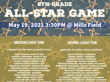 8th Grade All-Star Game