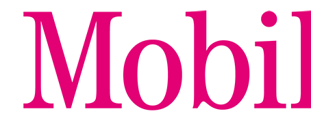 Welcome Platinum Sponsor T-Mobile