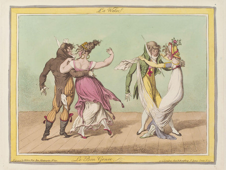 What's So Interesting About the Regency Era?