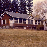 Male Tuberculosis Cottage (later music cottage)