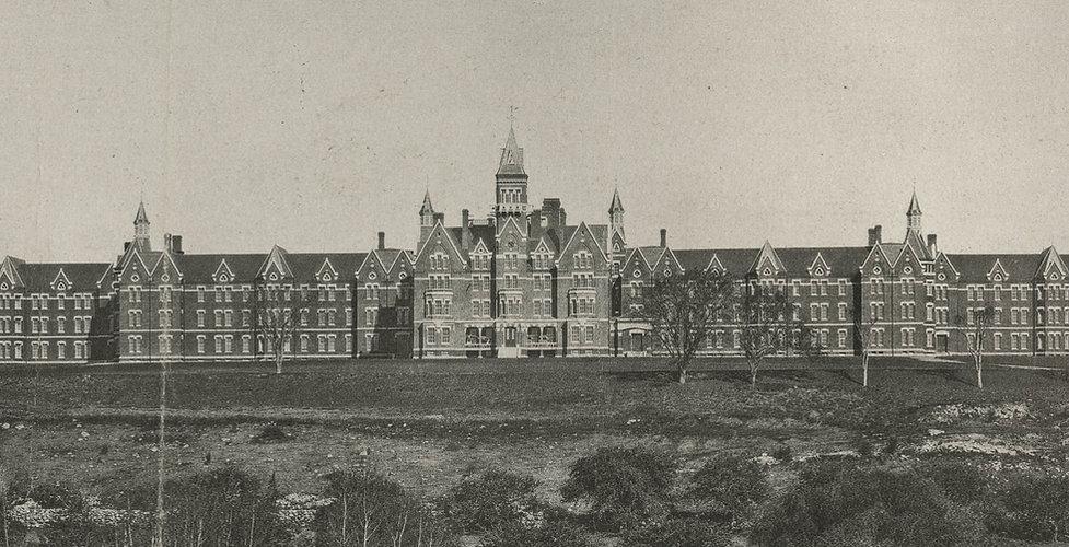 Danvers State Hospital History John Gray