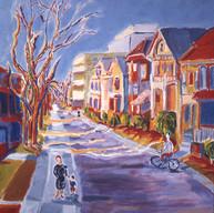 Priscilla, City Street