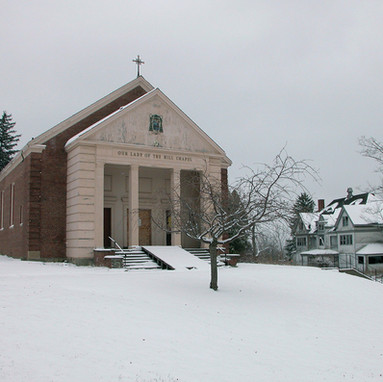 Our Lady of the Hill Chapel