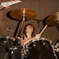 "Jürgen ""Ventor"" Reil (Kreator) 1987"