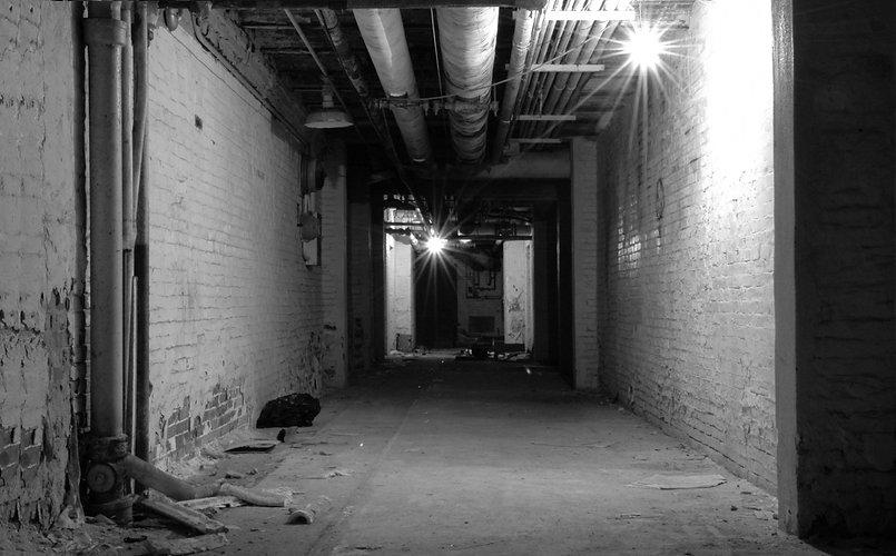 Danvers State Hospital tunnels John Gray