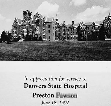 Preston's certificate