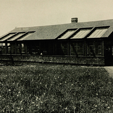 Female Tuberculosis Cottage (later arts and crafts cottage)