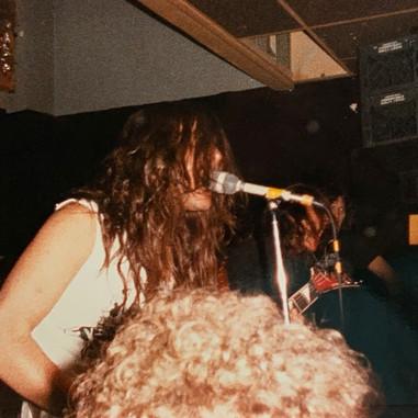 Mille Petrozza (Kreator) 1987