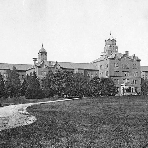 1856 Northampton State Hospital