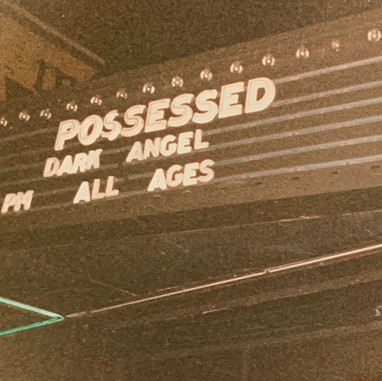 Possessed & Dark Angel 1987
