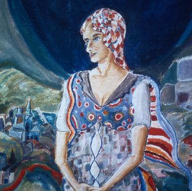 Priscilla, Woman