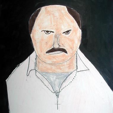 Christopher, Self Portrait